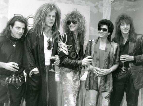 Bon Jovi 1987. image via google