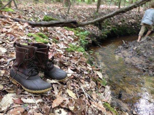 Bean boots AR